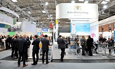 Baden W+àrttemberg International-Expo Real